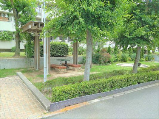 敷地内広場